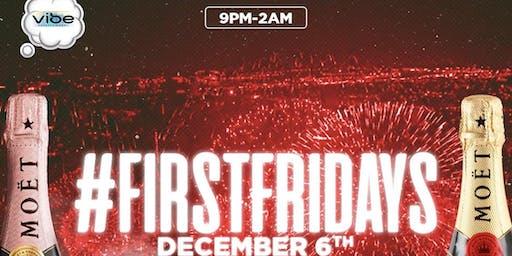 First Fridays @ Vango Lounge & Sky Bar