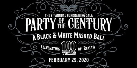 The Rialto Theatre Foundation's 8th Annual Fundraising Gala tickets