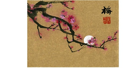 Beginners' Art Class : Learn to Draw ... Chinese Brush Painting tickets