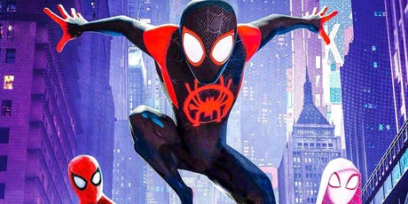 Screening of neo-animated classic SPIDER MAN: INTO THE SPIDERVERSE tickets