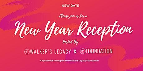 Walker's Legacy Foundation New Year Reception & Fundraiser tickets