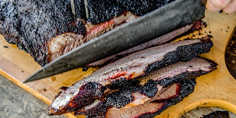 Overnight Brisket: A Smoked BBQ Class with Andy Husbands tickets