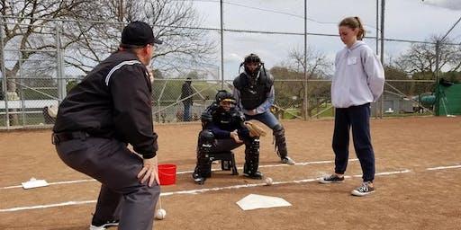 District 4 Little League Umpire Mechanics Clinic For Junior Umpires (Ages 13-18) February 8, 2020