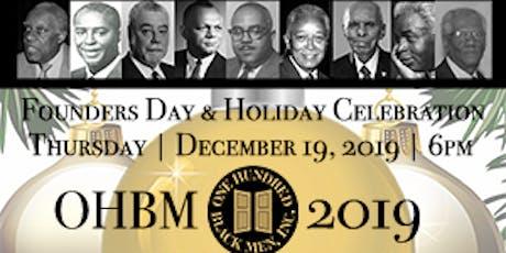 OHBM Founder's Day & Holiday Celebration 2020 tickets