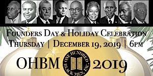 OHBM Founder's Day & Holiday Celebration 2020