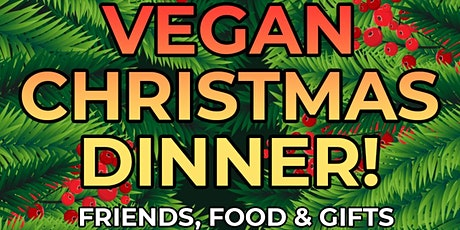 VEGAN CHRISTMAS DINNER @vsocial.london tickets