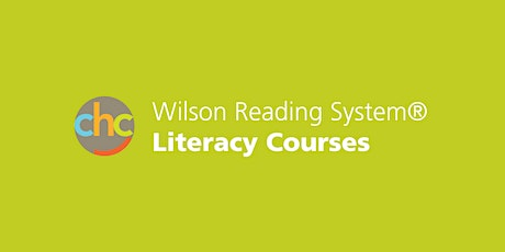 Wilson Reading System Introductory Course - April 1-3, 2020 tickets