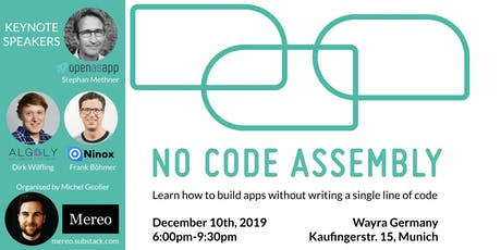 No Code Assembly Tickets