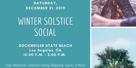 Winter Solstice Social tickets