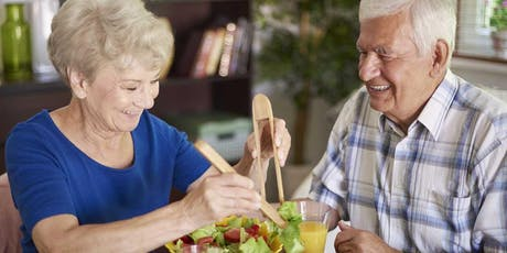 Healthful Meal Planning for the Elderly and Chronically Ill tickets