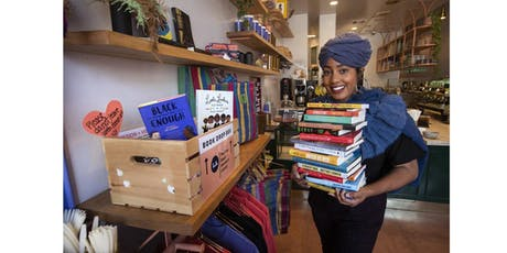 Free Black Women's Library Book Swap and Art Workshop tickets