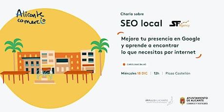 Charla SEO Local Mejora tu presencia en Google CAROLINAS BAJAS entradas