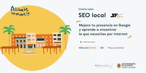 Charla SEO Local Mejora tu presencia en Google CAROLINAS BAJAS