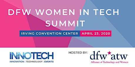 DFW Women in Tech Summit tickets