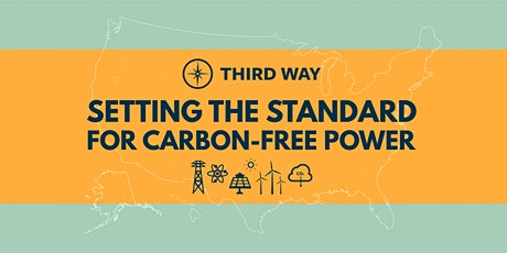 Setting the Standard For Carbon-Free Power tickets