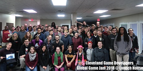 Global Game Jam 2020 - Cleveland tickets