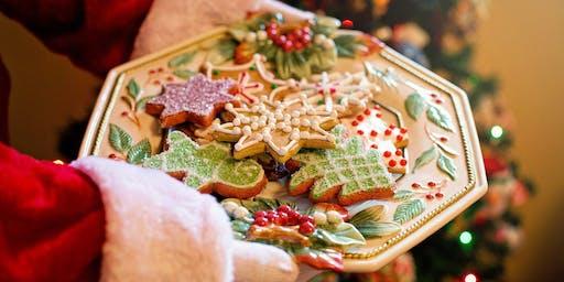 Wine and Chirstmas Cookies Pairing