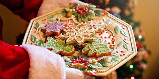 Wine and Chirstmas Cookies Pairing