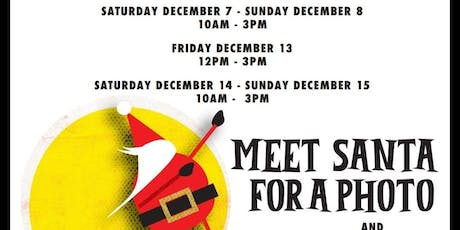 Free Photos with Santa at Sunshine Gardens tickets