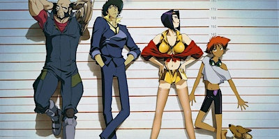 35mm Screening of anime classic COWBOY BEBOP: THE MOVIE
