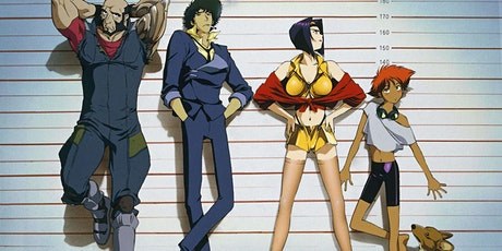 35mm Screening of anime classic COWBOY BEBOP: THE MOVIE tickets