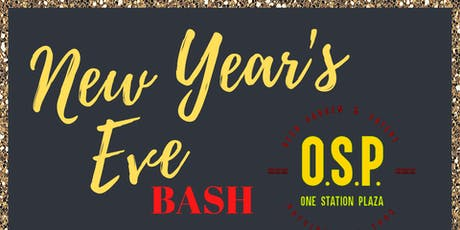 New Year's Eve at OSP Bayside tickets