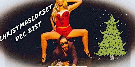 A Christmas Corset tickets