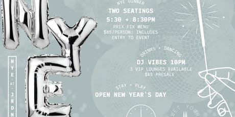 NYE at Tower23 tickets