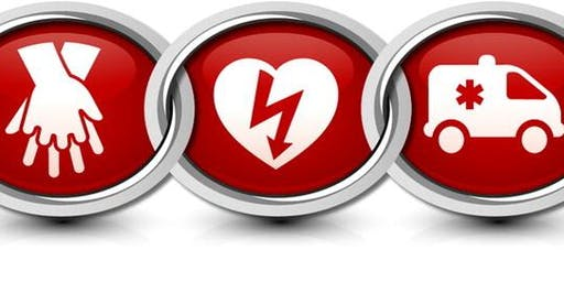 January 4, 2019  American Heart Association HeartSaver CPR and AED