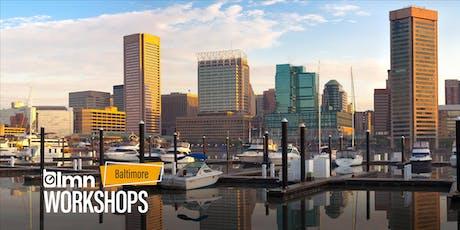 LMN's One-Day Best in Landscape Workshop - Baltimore tickets