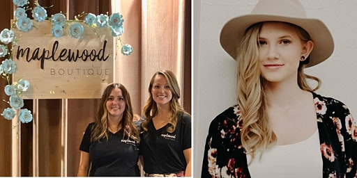 Maplewood Boutique Visits The Sassy Sunflower