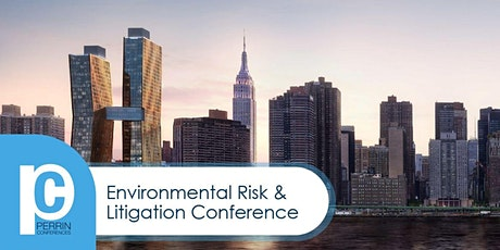 Environmental Risk & Litigation Conference 2020 tickets