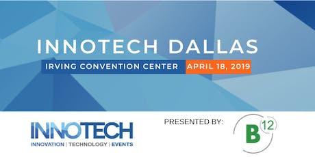 InnoTech Dallas tickets