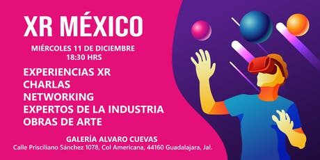 CONVIVIVENCIA COMUNIDAD XR MÉXICO FIN DE AÑO boletos