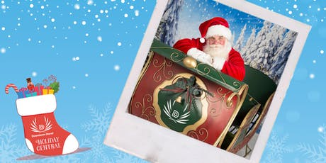 Pics with Santa at Holiday Central tickets