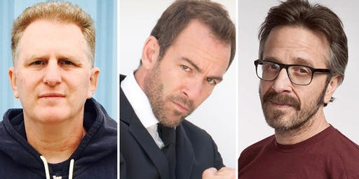 Bryan Callen, Marc Maron, Michael Rapaport and Special Guests