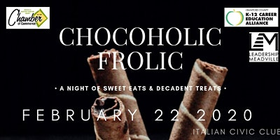 Meadville Chamber Chocoholic Frolic