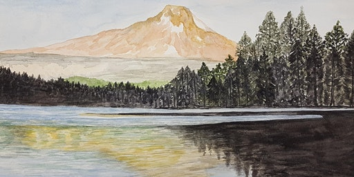 Beginners' Art Class : Learn To Draw and Paint ... Reflections
