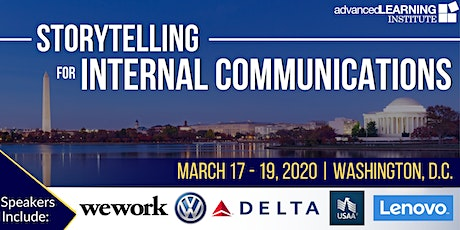 Storytelling for Internal Communications tickets