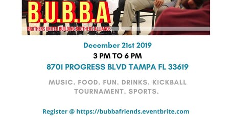 BUBBA Family and Friends Day tickets