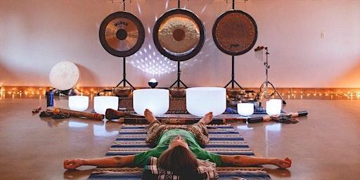 Sound Bath Sanctuary in Whistler