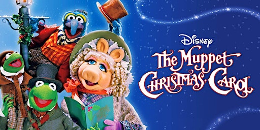 Dive-in Movie Night: The Muppet Christmas Carol - VR and a movie - Christmas Special