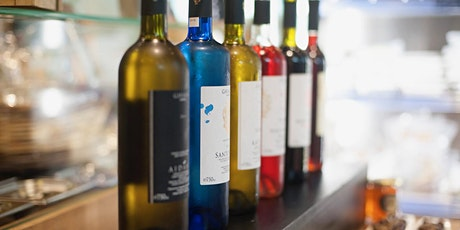 The Grapes of Greece Wine Tasting tickets