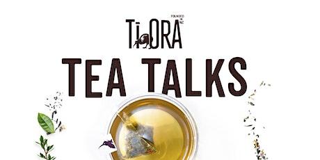 Ti Ora Tea Talks, in association with Good Magazine tickets