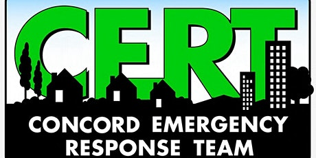 CERT Basic Training - Weekend tickets