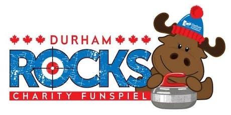 Durham Rocks Charity Bonspiel 2020 tickets