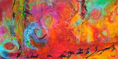 New Beginnings: Intuitive Painting Immersive with Susan Seitz tickets