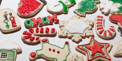 Holiday Baking and Story Time