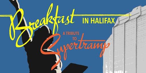 Breakfast In Halifax - A Tribute To Supertramp