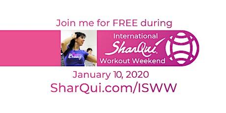 International SharQui Workout Weekend with Areta entradas